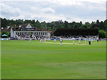 TQ5838 : Tunbridge Wells: Kent on the verge of winning by John Sutton