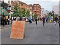 SJ8498 : The People's Pop-up Park, Stevenson Square by David Dixon
