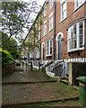 TQ5838 : Tunbridge Wells: Bedford Terrace by John Sutton