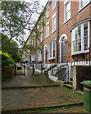 TQ5838 : Tunbridge Wells: Bedford Terrace by John Sutton