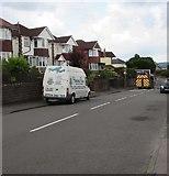 ST3090 : Precious Paws van, Pillmawr Road, Malpas, Newport by Jaggery