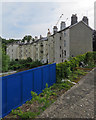 TQ5738 : Tunbridge Wells: the rear of Nevill Terrace by John Sutton