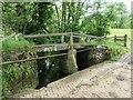 NZ7503 : Bridleway bridge, Glaisdale Beck by Christine Johnstone