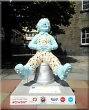 NT2574 : Brilliant Wullie by Richard Sutcliffe