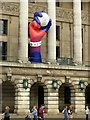 SK5739 : A big hand on the Council House by Alan Murray-Rust