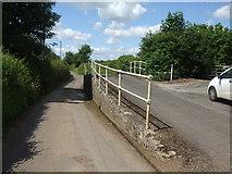 ST7141 : Mead Lane ford by Neil Owen