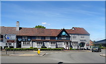 SP0764 : The Barley Mow, Studley by JThomas