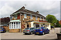 SP8890 : 'The Shire Horse' public house, Willow Brook Road by Roger Templeman