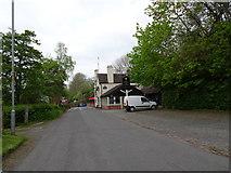 SJ6902 : The Shakespeare Inn by Gordon Griffiths