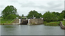 SP1876 : Lock No 50 near Knowle south-east of Solihull by Roger  Kidd