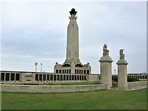 SZ6398 : Portsmouth Naval Memorial by G Laird