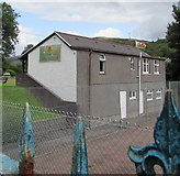 SS9389 : Ogmore Vale Bowls Club pavilion by Jaggery