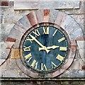 NN0908 : Church clock by Gerald England