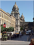 NS5965 : John Street and City Chambers, Glasgow by Rudi Winter