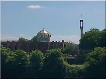 NS5964 : Glasgow Central Mosque by Rudi Winter