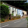 SO5200 : Houses with a river view, Tintern by Jaggery