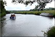 SU2598 : The Thames at Kelmscott by Tiger