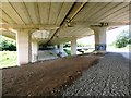 SJ8390 : Under the M60 by Gerald England