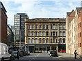 NS5965 : Albion Buildings, Ingram Street by Alan Murray-Rust