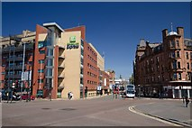 NS5964 : Holiday Inn Express, Stockwell Street by Mark Anderson