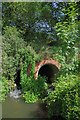 TL6721 : Culvert Under the Flitch Way by Glyn Baker
