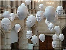 NS5666 : Floating Heads by Philip Halling