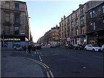 NS5667 : Byres Road, Hillhead, Glasgow by Rudi Winter