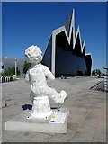 NS5565 : Oor Wullie and Museum of Transport by Philip Halling