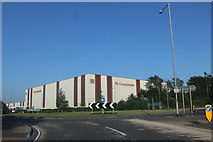 SP9190 : RS Components, Corby by David Howard
