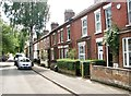 TG2408 : Late 19th century terrace in Beatrice Road by Evelyn Simak