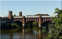 NS5964 : Union Railway Bridge by Alan Murray-Rust