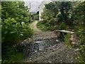 NY2625 : Applethwaite Gill Ford by John Walton