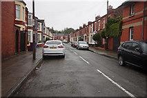 SJ3787 : Elsmere Avenue off Aigburth Road, Liverpool by Ian S