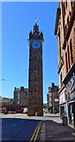 NS5964 : The Tolbooth Steeple from High Street by Gordon Brown