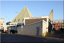 NS5765 : The Pyramid at Anderston, Glasgow by Rudi Winter