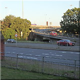 NS5765 : M8 junction 19, Anderston, Glasgow by Rudi Winter