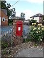 TF1441 : Home-made pillar box by Bob Harvey