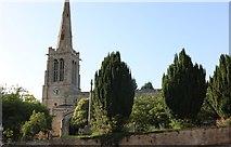 SP9694 : Church of St Nicholas, Bulwick by David Howard