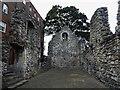 SU4111 : Southampton - Canute's Palace by Rob Farrow