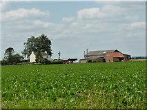TF1839 : Farm on Little Hale Fen by Bob Harvey