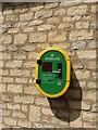 SK9219 : Defibrillator box by Bob Harvey