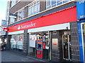 TQ1287 : Santander Bank Branch in Rayners Lane by David Hillas