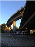 NS5865 : M8 junction 19, Glasgow by Rudi Winter