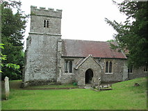 ST7807 : Church of St Eustace, Ibberton by David Weston