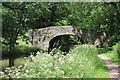 SO3008 : Bridge 82, Mon & Brec Canal by M J Roscoe
