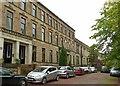 NS5767 : Terraces on Hamilton Drive, Hillhead by Alan Murray-Rust