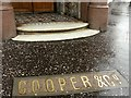 NS5767 : Cooper & Co, 499 Great Western Road by Alan Murray-Rust