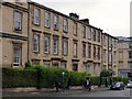 NS5766 : 40-50 Gibson Street, Glasgow by Alan Murray-Rust