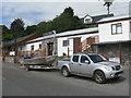 NX4855 : Galloway Smokehouse Shop by M J Richardson