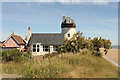 TM4655 : Fort Green Mill by Richard Croft